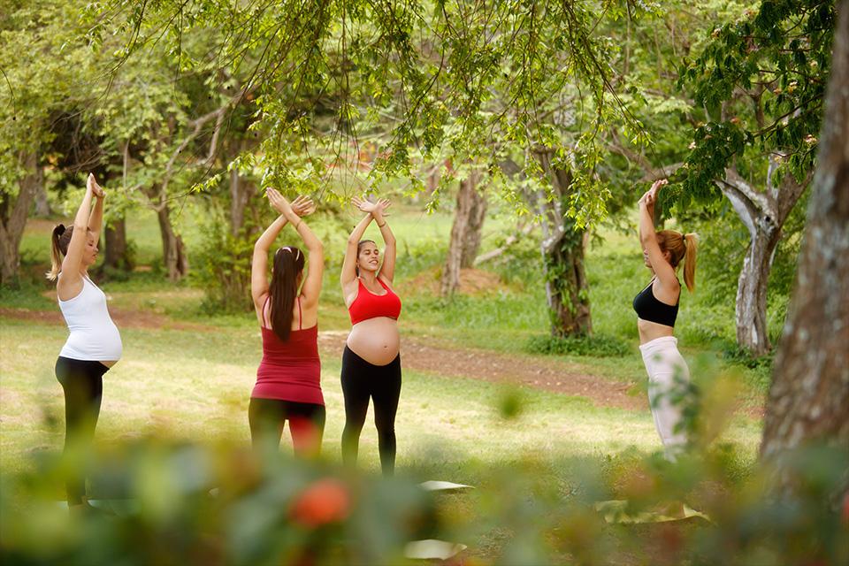 Fare esercizio fisico in gravidanza può accorciare il tempo del travaglio